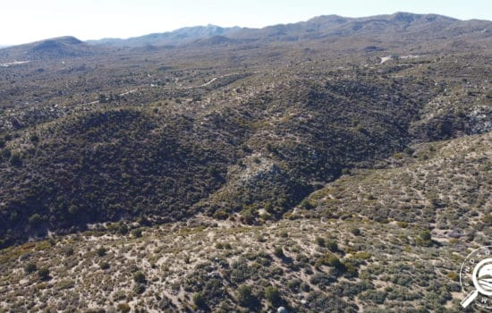 40 acres of your eyes filled with mountains in Kingman, AZ!