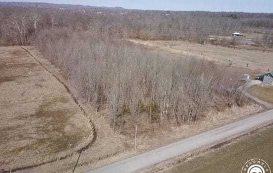4.6 Acres in Memphis, IN – Wooded, Creek, and Close to Expressway
