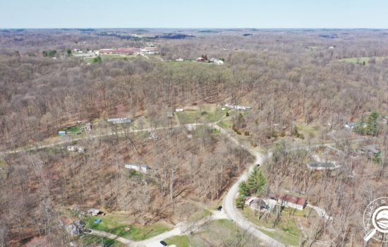 1.23 acres of unrestricted land w/ electric in Bloomfield, IN