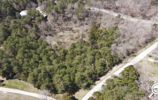 Wooded 3.8 acre building lot in Harrison County, IN – 20 minutes to Corydon, IN!