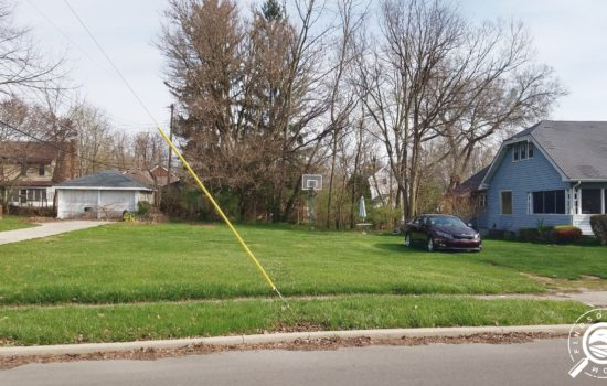 0.25-Acre Property, Great Investment in Anderson, IN! Only $103/Mo. Owner Financing!