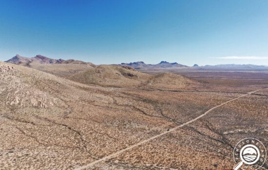 40 Acres of Amazing Mountain Views in Cochise County, AZ!